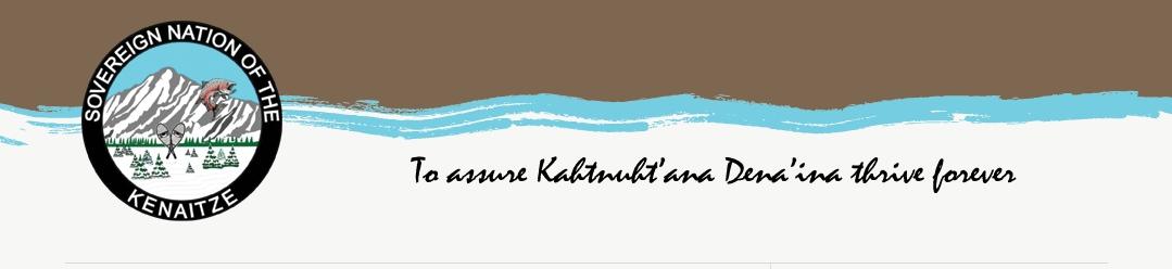 Registration Technician I - Kenai, AK - Kenaitze Indian ...